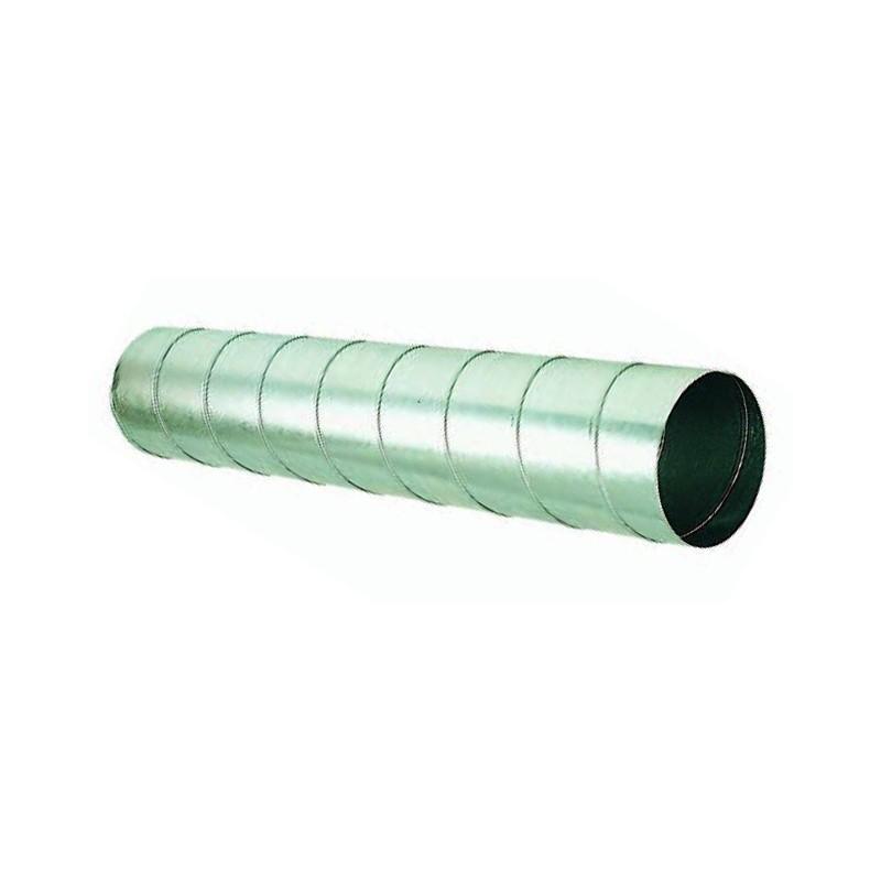 Conduit rigide galva 3m diametre 125